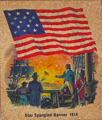 Hard Songs To Sing: The Star Spangled Banner (The US National Anthem)