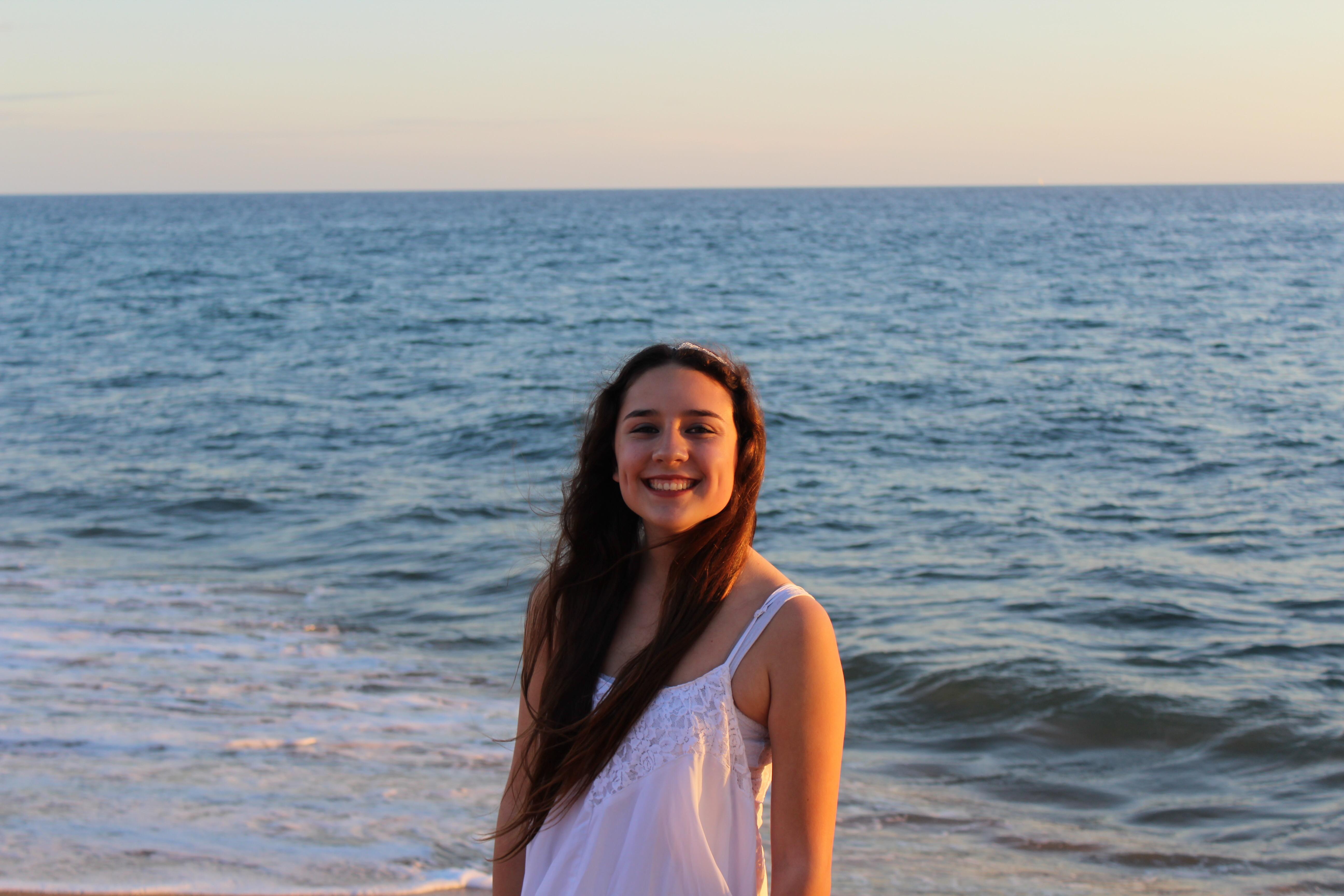 Student Spotlight: Abigail V.