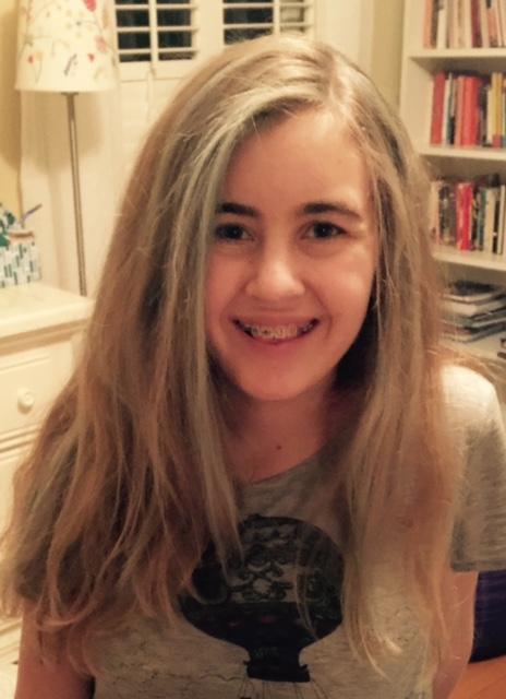 Student Spotlight: Olivia T.