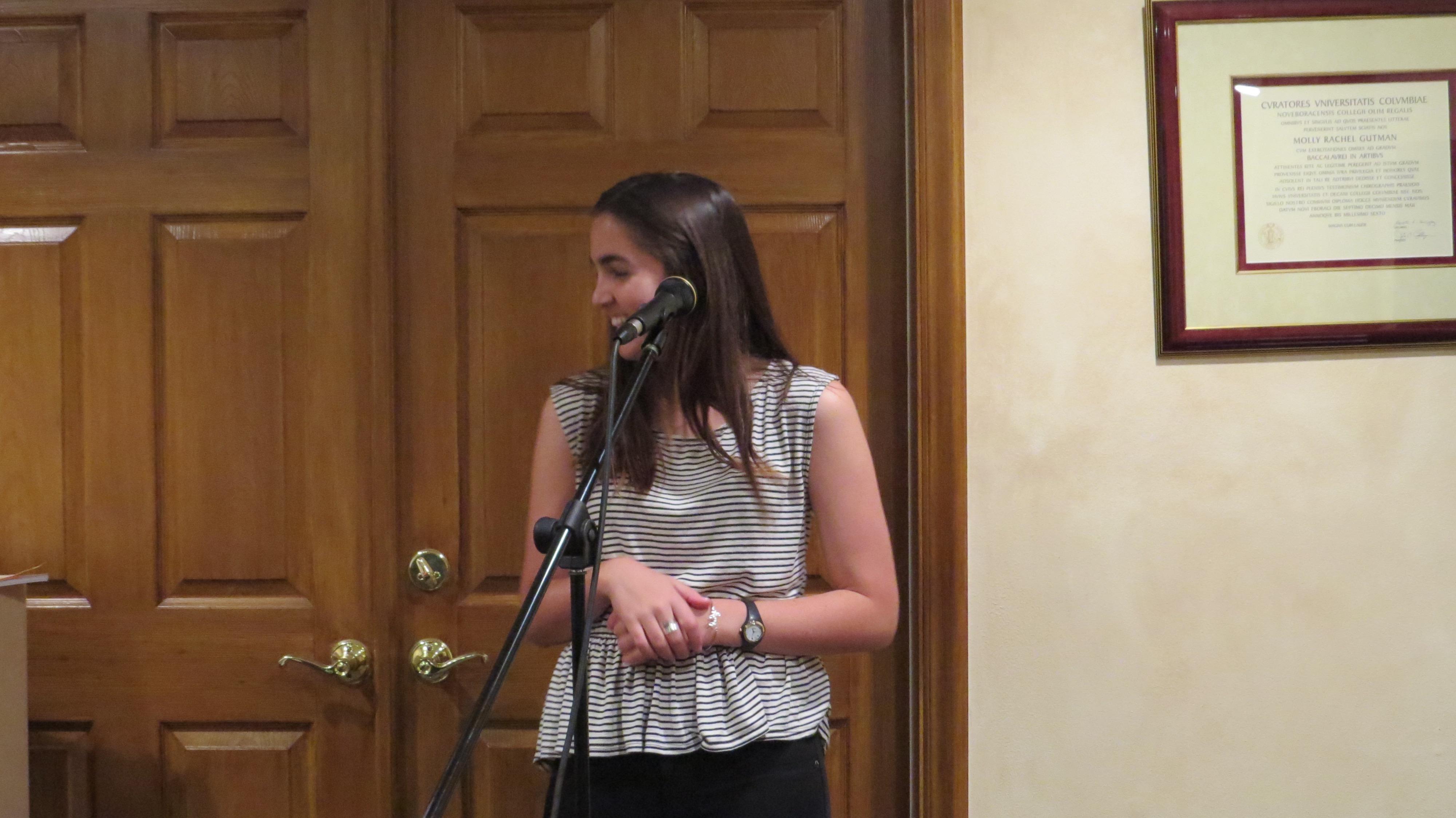 Student Spotlight: Lily W.