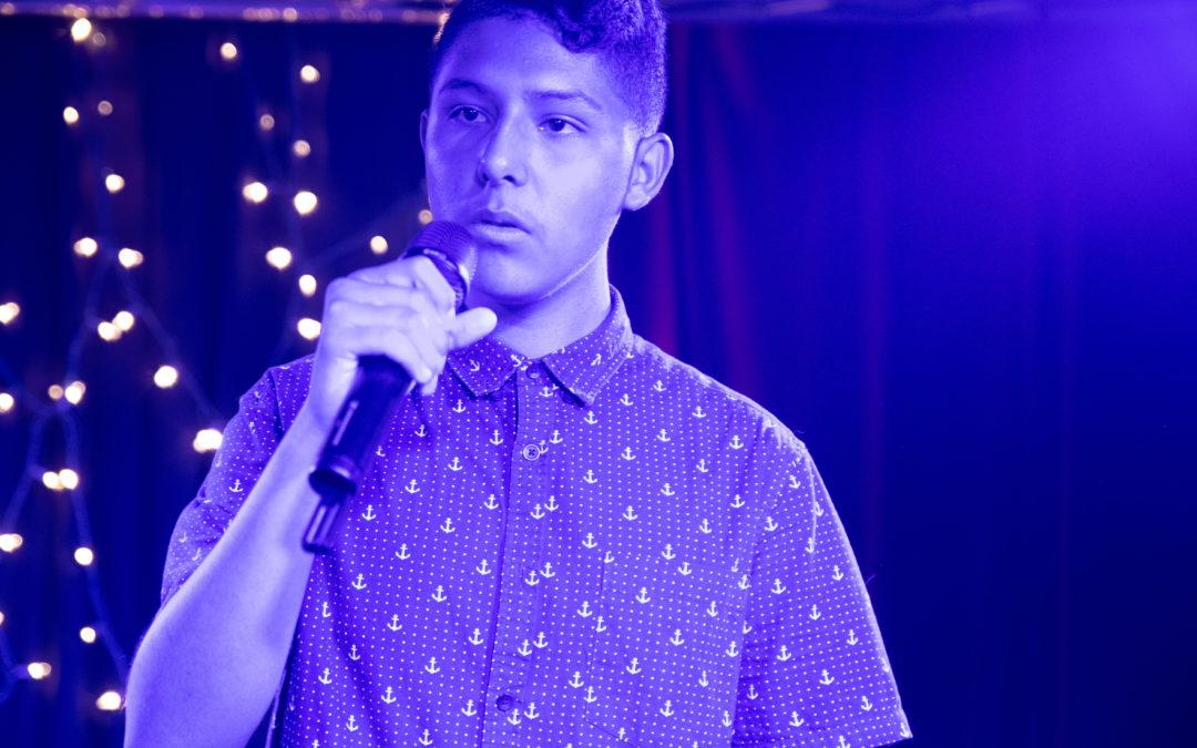 Student Spotlight: Isaiah P.