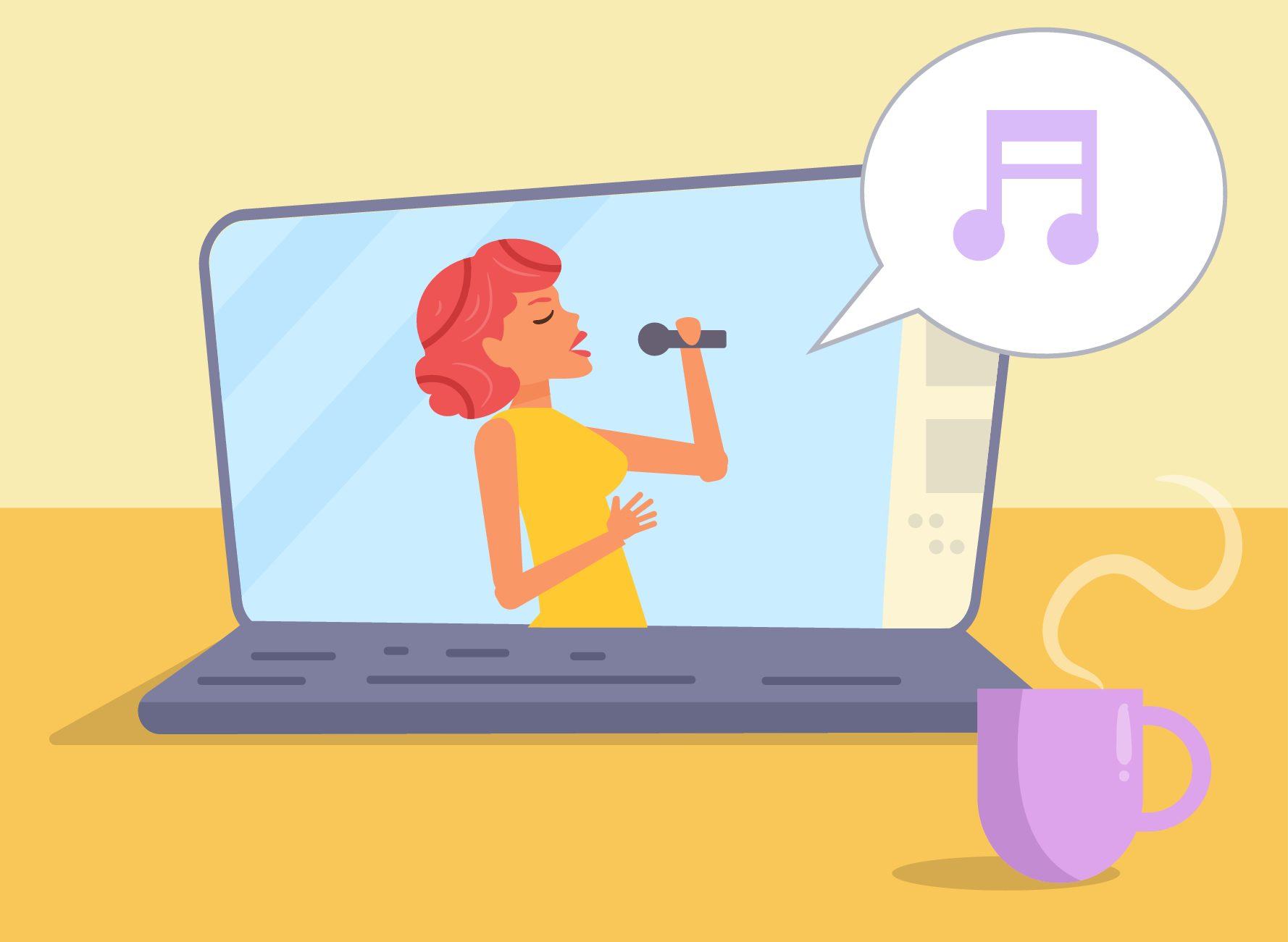 What to Expect from Online Singing Lessons
