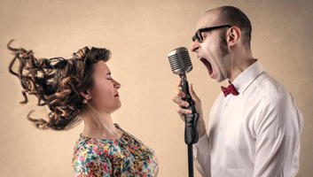 How Loudly Should You Sing?
