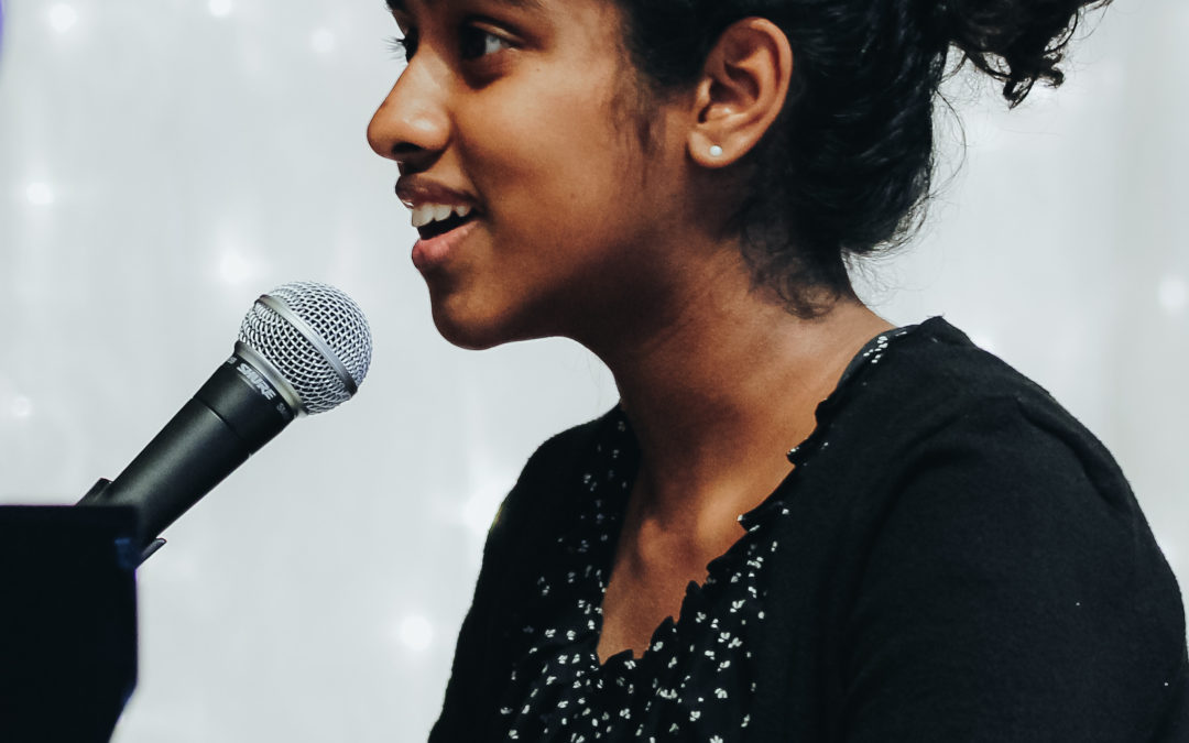 Student Spotlight: Viveka S.