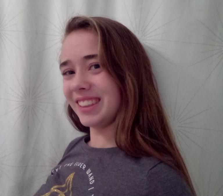 Student Spotlight: Maya A.